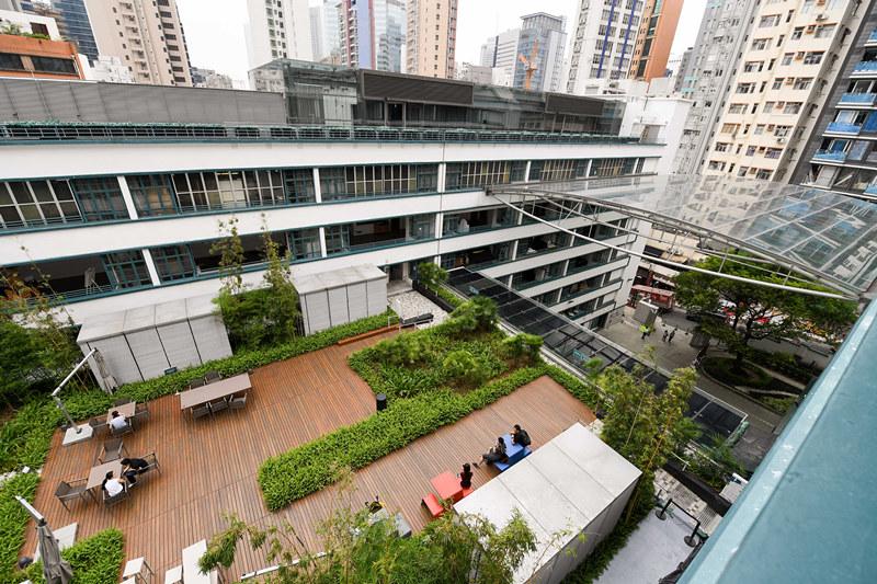 """""""一帶一路""""倡議和粵港澳大灣區發展對香港青年是大機遇 - 華發網繁體版"""