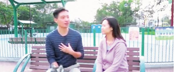 鄭泳舜談寵物經 養老狗秘笈贈網民-華發網繁體版