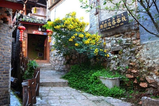 麗江古城特色文化主題客棧重聚古城人文 - 華發網繁體版