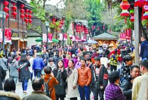 春節內地旅收4700億    零售餐飲日進1300億-華發網繁體版