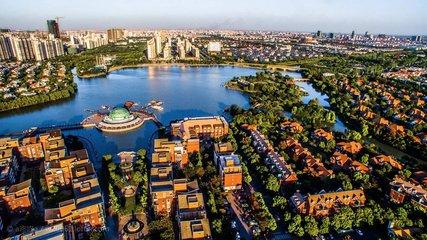 松江:上海之根,都市新城-華發網繁體版