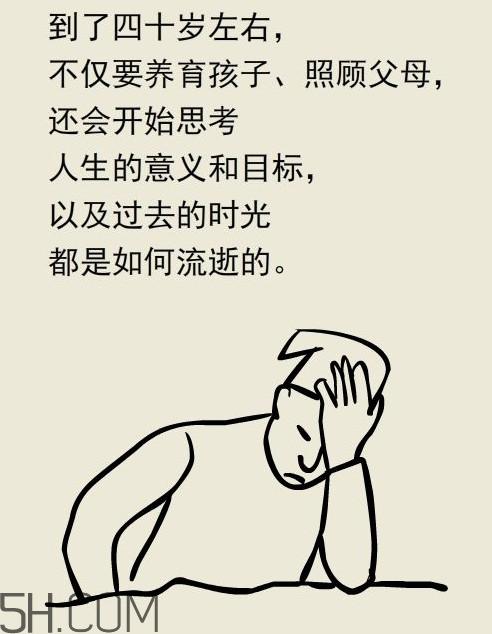 中年危機的本質是什麽?男人中年危機的表現-華發網繁體版