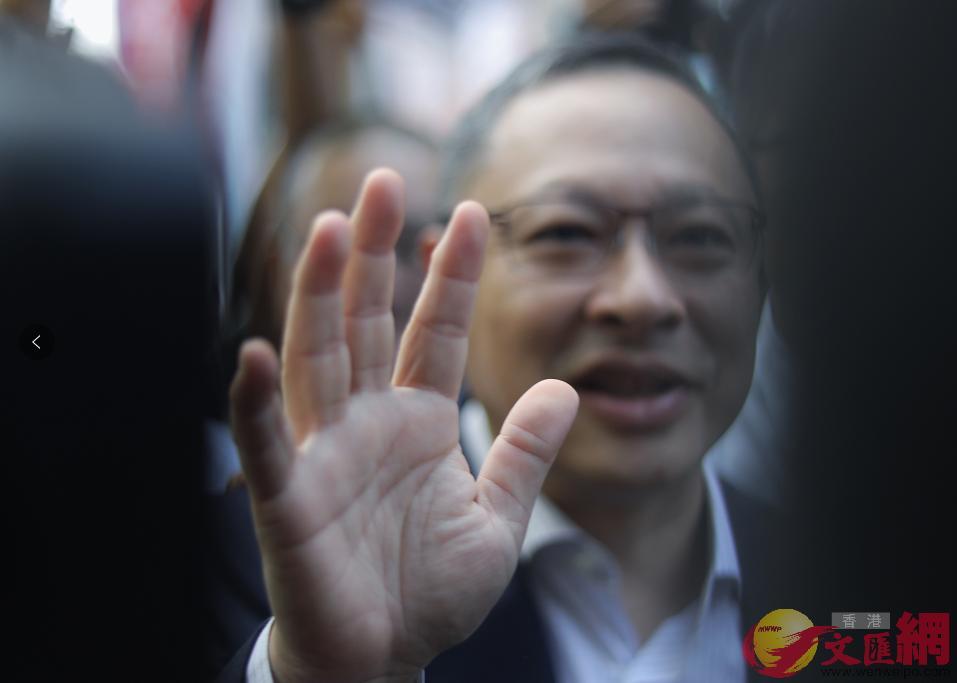 戴耀廷「雷動」涉干預選舉 執法部門跟進中-華發網繁體版