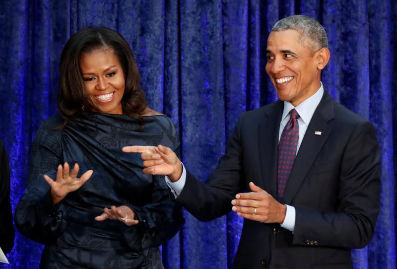 奧巴馬進軍影視界 節目明年上架-華發網繁體版