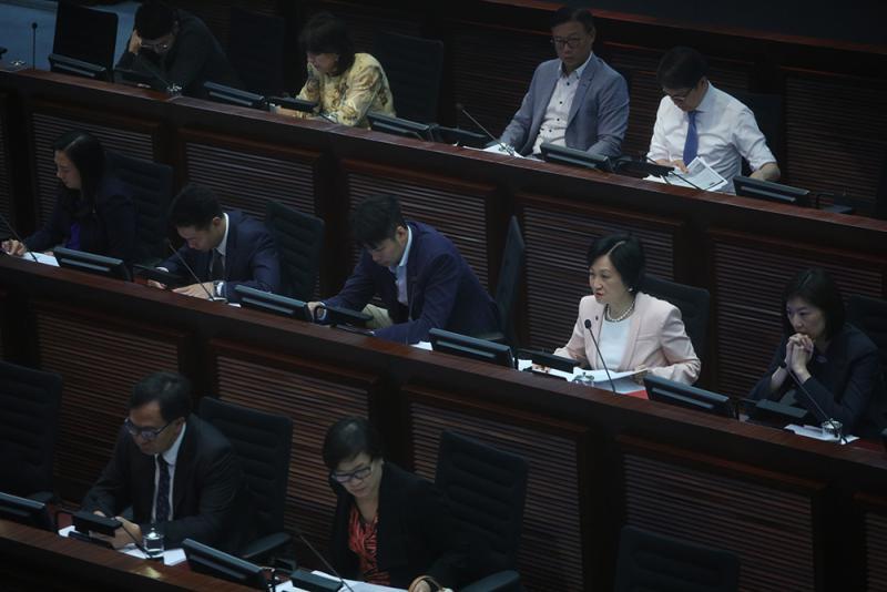 「一地兩檢」下月初恢復二讀辯論-華發網繁體版