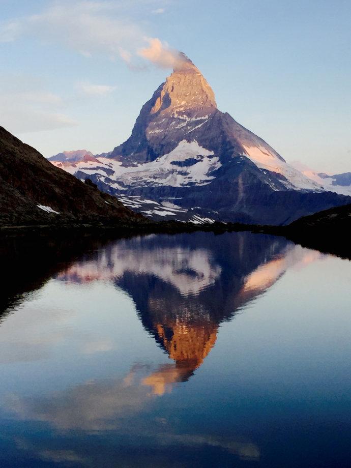 沒看過馬特宏峰,不能說你到過瑞士-華發網繁體版
