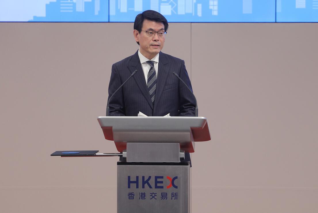 邱騰華:香港金融業要更積極服務國家 - 華發網繁體版