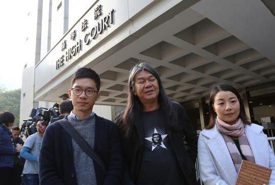 梁國雄申傳召證人被駁回 須支付18萬訟費