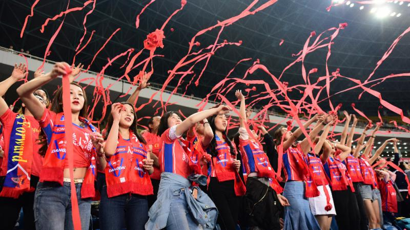 十萬內地球迷赴俄 女性佔57%