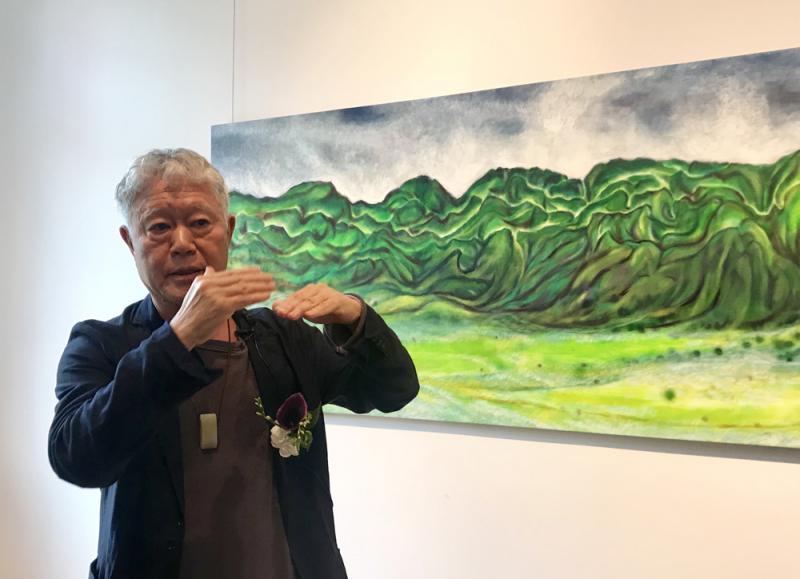 藝術人生為線索 換個角度看蔣勳 - 華發網繁體版