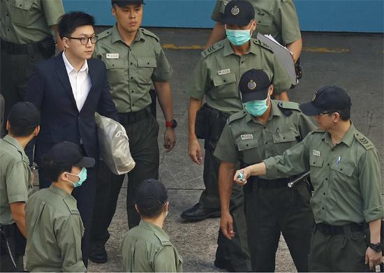 梁天琦囚6年 港議員促懲「旺暴」幕後黑手 - 華發網繁體版