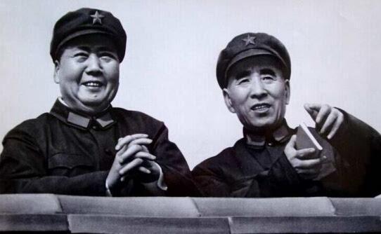 林彪叛逃前寫詩給毛主席,毛主席批了11個字