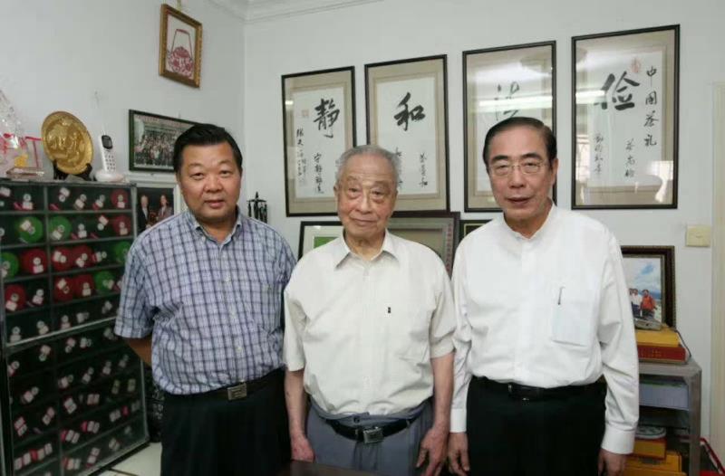 張天福:茶界泰斗,精神永存 - 華發網繁體版