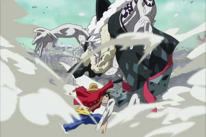 海賊王:尾田連續為路飛兩次挖坑,害的他不得不付出慘痛教訓