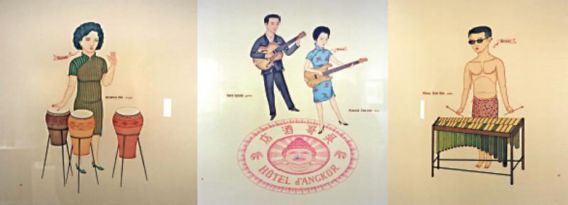 香港西九文化區M+南行覓跡東南亞