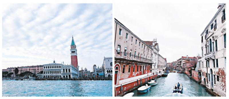 威尼斯:世界上惟一一座不通汽車的城市 - 華發網繁體版