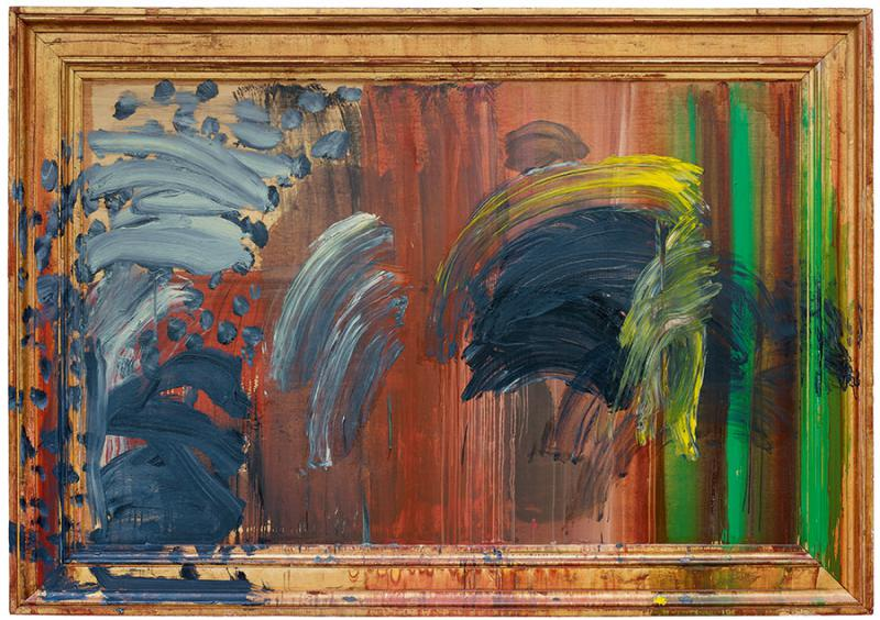 Howard Hodgkin:把弄色彩