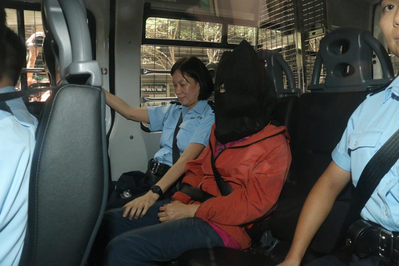 爭產開槍案女疑犯上庭 警嚴陣押解-華發網繁體版