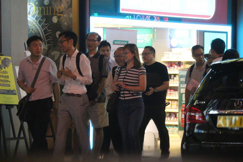 戴耀廷親授28「獨兵」密謀插旗攪局-華發網繁體版