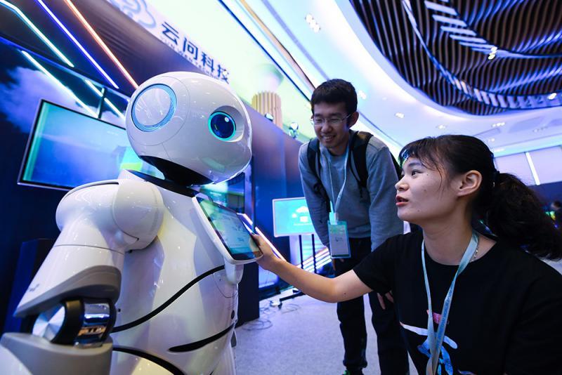 穗智能機器人產業達600億-華發網繁體版