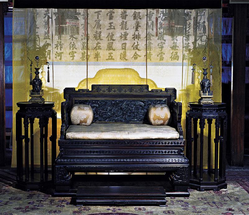 養心殿寶藏光臨山東博物館