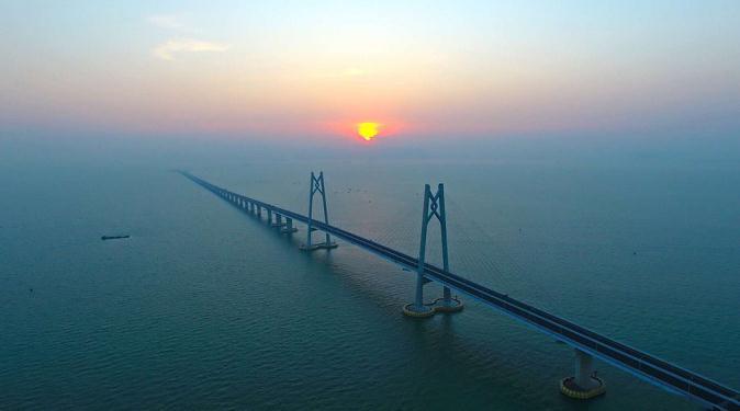 「港珠澳大橋多面睇」周六起香港巡展-華發網繁體版