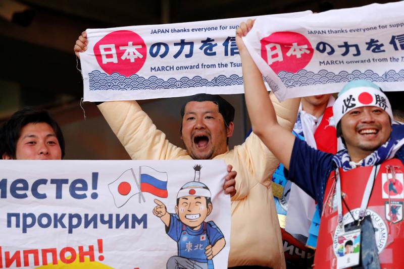 日本島國的奇跡