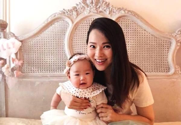 兩歲啦!伊能靜曬米粒成長視頻為其慶生母愛十足-華發網繁體版