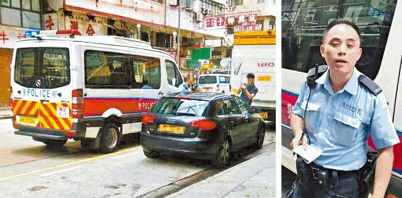 得道多助的香港警隊-華發網繁體版