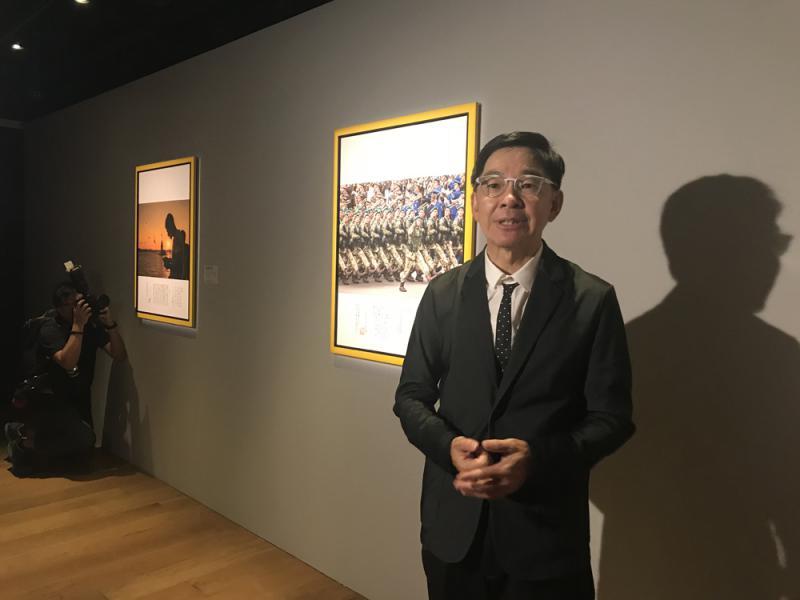 李秀恆用鏡頭探索「一帶一路」