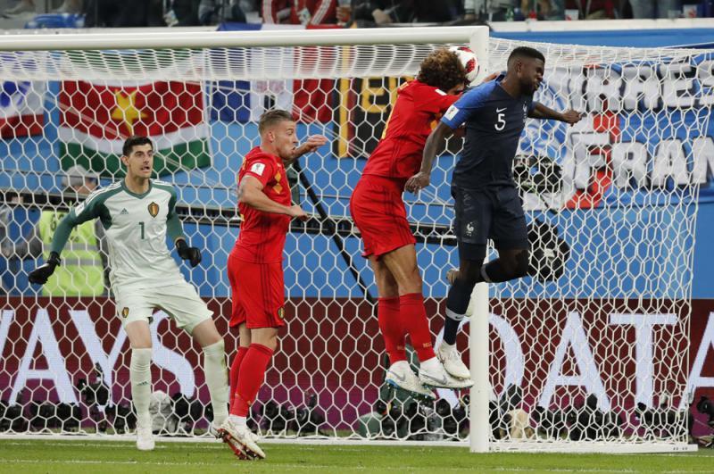 法國歷來第三度殺入決賽