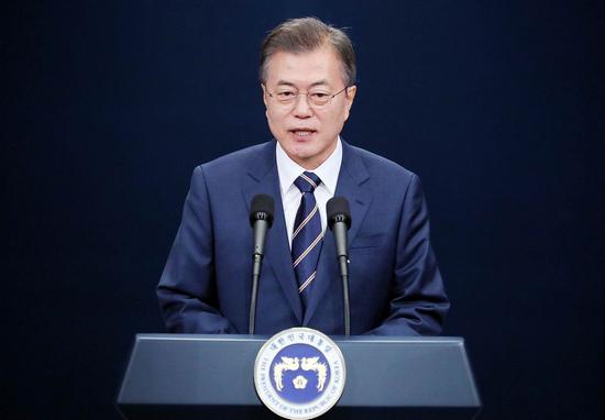 文在寅:朝鮮無核化後駐韓美軍不會撤走