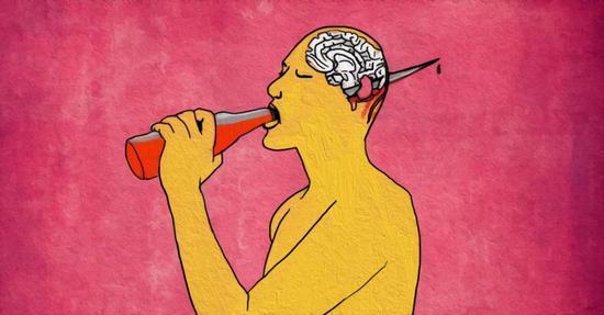 喝大了,為什麽會斷片?大腦裏究竟發生了什麽?