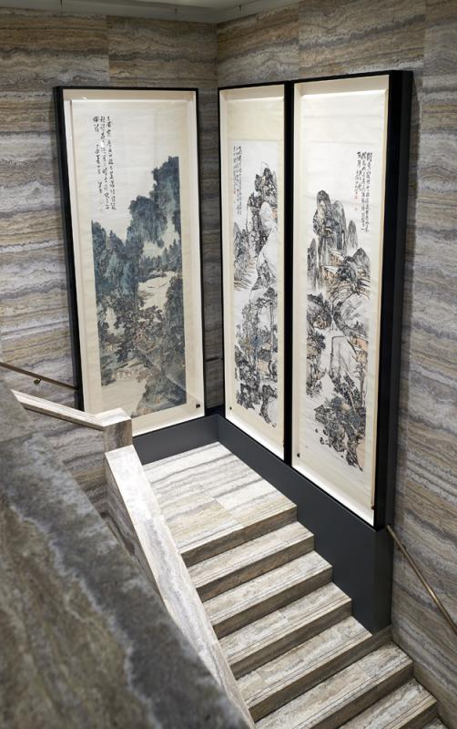 王震與溥儒 藝術「小中見大」-華發網繁體版
