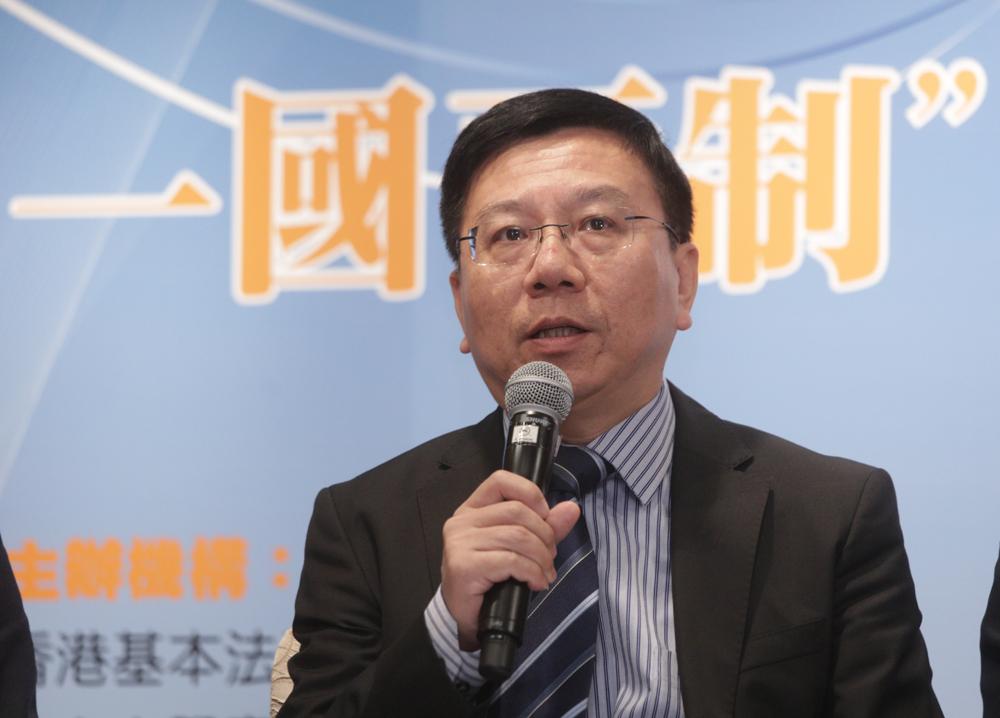 """""""港獨""""不除 國家安全堪憂-華發網繁體版"""