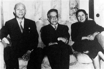 汪精衛暗殺杜月笙,殺手跑到杜公館:有人要殺妳!