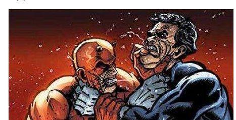 漫威漫畫:懲罰者最後是怎麽殺死死侍的?