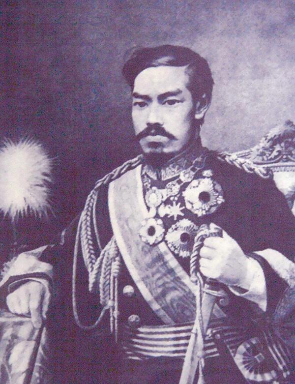 唐納德·基恩:神話與歷史真實中的明治天皇
