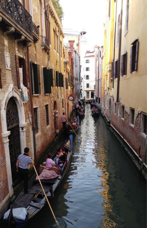 威尼斯太美 請獨行