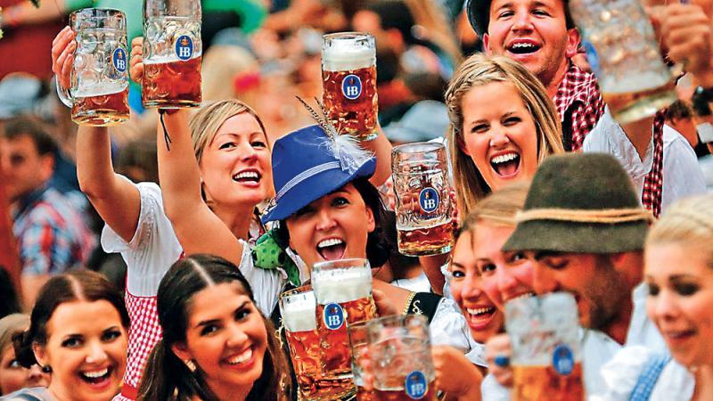 不到慕尼黑,就不算在德國痛飲過啤酒