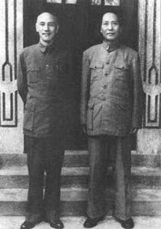 毛澤東:蔣介石惦記他在大陸房產 廬山給蔣養老