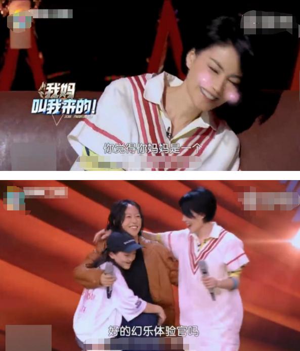 王菲母女3人同台引期待 竇靖童卻耿直招認:我媽叫我來的