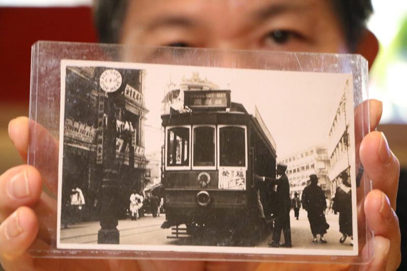 照片見證「叮叮」及香港變化