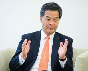 梁振英:「港獨」破壞內地人民與香港感情