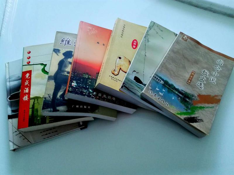 記天津旅港作家尚崙