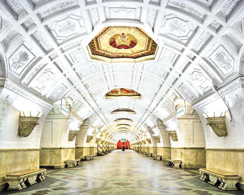 地下鐵:在莫斯科