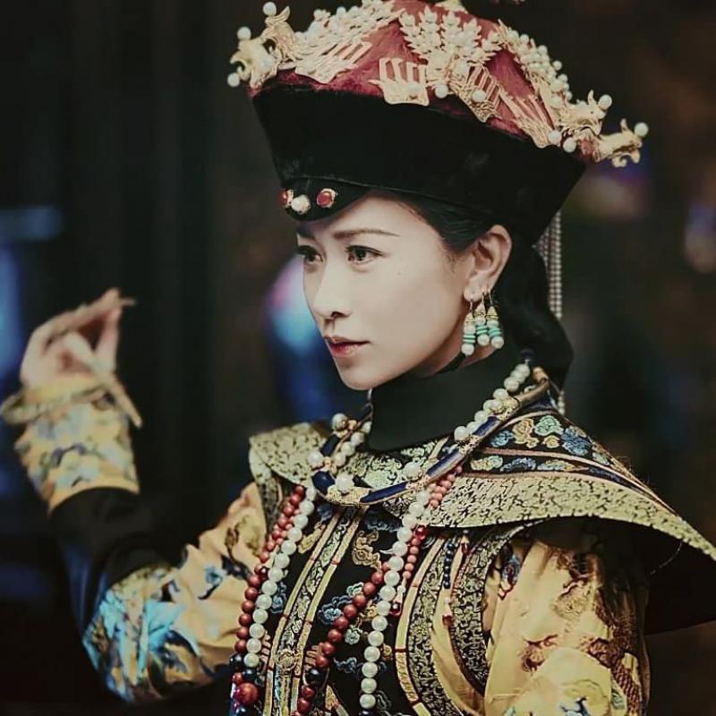 歷史、皇帝、影視、作品、常客、傳奇色彩、孝儀純皇后、那拉氏、《延禧 ...