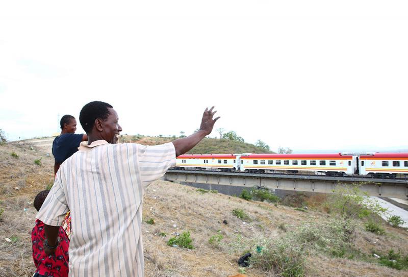 「一帶一路」對接非洲發展譜新篇章