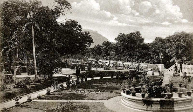 遊樂場始祖首推「愉園」