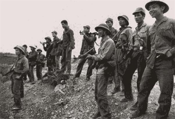 對越反擊戰中,我軍都要打到河內了,越南王牌軍隊為何仍不出動?